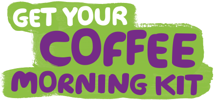 Heading: Get your Coffee Morning kit